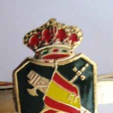 Militaria: ALFILER SUJETA CORBATAS VALENCIA GUARDIA CIVIL AÑOS 70. Lote 56608443