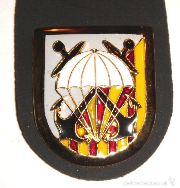 Militaria: pepito del nuevo Regimiento de Infantería Nápoles 4 brigada Paracaidista - Foto 2 - 106064795