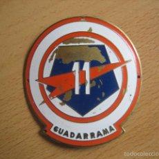 Militaria: EMBLEMA DIVISIÓN EXPERIMENTAL PENTÓMICA GUADARRAMA Nº 11.. Lote 57012885