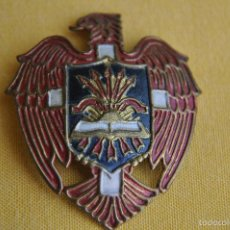 Militaria: FALANGE, DISTINTIVO DE PROFESORADO, MAGISTERIO.-. Lote 57019379