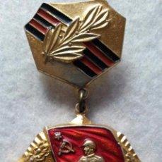 Militaria: MEDALLA AL VALOR URSS 25 AÑOS VICTORIA EN LA 2ª GUERRA MUNDIAL.. Lote 67749251