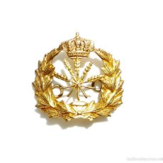 Militaria: DISTINTIVOS INGENIERO AGRONOMO ALFONSO XIII. Lote 57151171