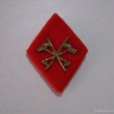 Militaria: ROMBO CABALLERIA PAÑO. Lote 57285481