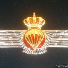 Militaria: INSIGNIA DE PARACAIDISTA ROKISKI BRIGADA PARACAIDISTA INSIGNIA DE PERMANENCIA. Lote 57673054