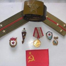 Militaria: INSIGNIAS SOVIETICAS - URSS. Lote 58086102