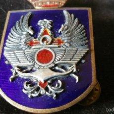 Militaria: DISTINTIVO DEL DISTINTIVO ESTADO MAYOR CONJUNTO PARECE DE PLATA,PERO NO LO PUEDO ASEGURAR. Lote 195071110
