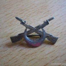 Militaria - Emblema artesanal Regulares. - 58532324