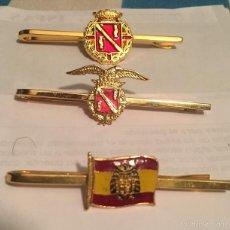 Militaria: LOTE PISA CORBATAS GUARDIA DE FRANCO. Lote 58597004