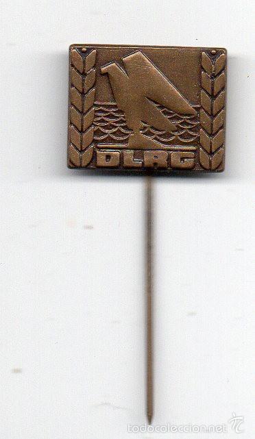 INSIGNIA TIPO ALFILER D.L.R.G SALVAMENTO MARITIMO 2ª GUERRA MUNDIAL -ALEMANIA (Militar - Insignias Militares Extranjeras y Pins)