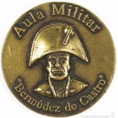 Militaria: PEANA AULA MILITAR BERMÚDEZ DE CASTRO DE CASTELLÓN DE LA PLANA. Lote 59916775