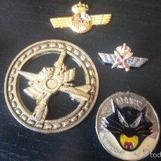 Militaria: EMBLEMAS AVIACIÓN. Lote 60598479