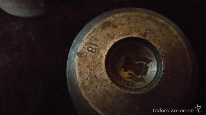 Militaria: TROQUEL DE BOMBEROS ZAPADORES DE INGENIEROS ALFONSO XIII-REPUBLICA,IDEAL PISAPAPELES - Foto 2 - 60619963