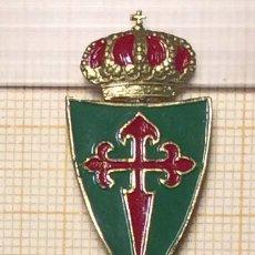 Militaria: EMBLEMA DIVISIÓN DE GALICIA, AÑOS 40/50. Lote 60677327