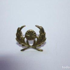 Militaria - Intendencia distintivo cuello - 61402383