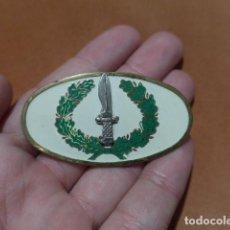 Militaria: * ANTIGUA INSIGNIA DE LA COES, COE, ORIGINAL. Lote 61605644