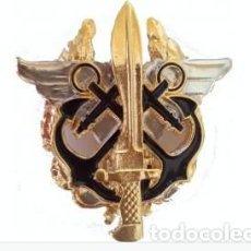 Militaria: EXCELENTE EMBLEMA DE BOINA DEL MANDO CONJUNTO DE OPERACIONES ESPECIALES-MCOE. Lote 67823829