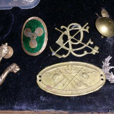 Militaria - Lote de insignias militares antiguas - 62392518