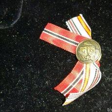 Militaria: INSIGNIA DE SOLAPA TIPO PIN DIVISIÓN AZUL AÑOS 90. Lote 62392684