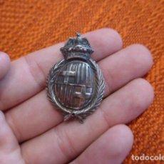 Militaria: ANTIGUA BONITA INSIGNIA DE BARCELONA, POLICIA O AYUNTAMIENTO. Lote 63027260