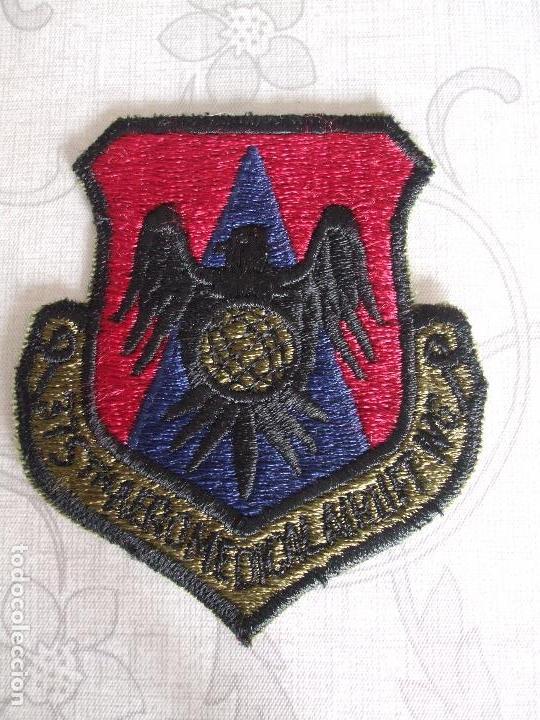 Militaria: ANTIGUOS PARCHES MILITARES USAF - Foto 3 - 142533416