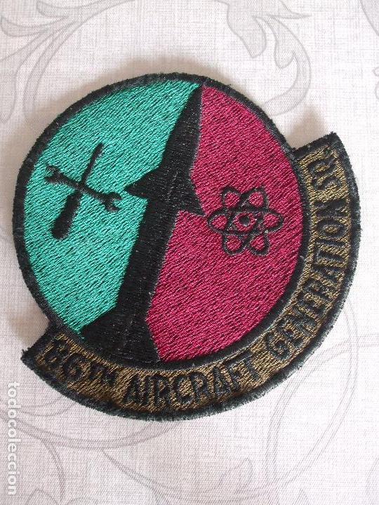 Militaria: ANTIGUOS PARCHES MILITARES USAF - Foto 4 - 142533416