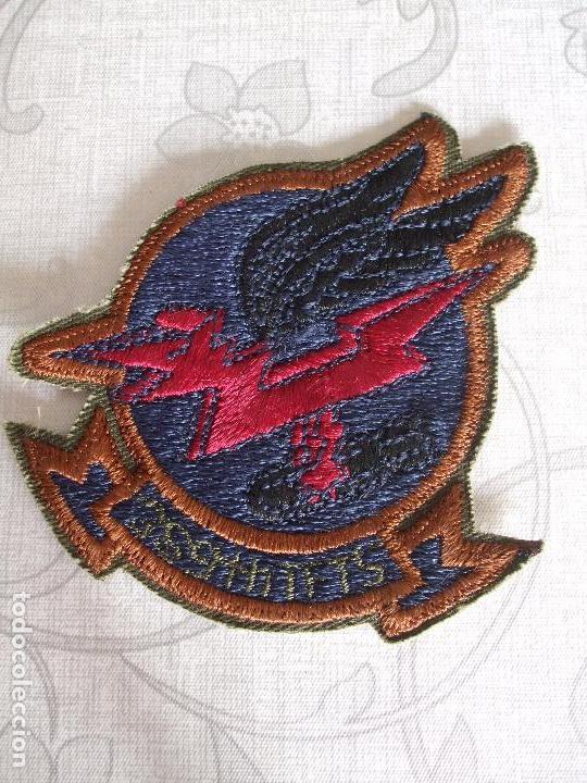 Militaria: ANTIGUOS PARCHES MILITARES USAF - Foto 10 - 142533416
