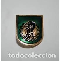 DISTINTIVO DE LOGISTICA DEL EJERCITO DE TIERRA ESPAÑOL, EXCELENTE ESMALTADO (Militar - Insignias Militares Españolas y Pins)