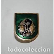 Militaria: DISTINTIVO DE LOGISTICA DEL EJERCITO DE TIERRA ESPAÑOL, EXCELENTE ESMALTADO. Lote 64331763