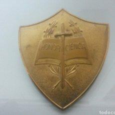 Militaria: ANTIGUA INSIGNIA HONOR Y CIENCIA NS MEYER INC NEW YORK MUY RARA. Lote 64527277