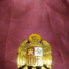 Militaria: EMBLEMA AGUILA DE SAN JUAN ESMALTADO. Lote 64789189