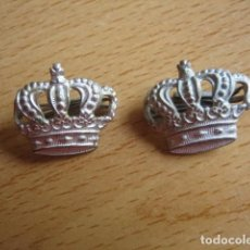 Militaria: PAREJA CORONAS ALFONSINAS. ALFONSO XIII. Lote 64942455