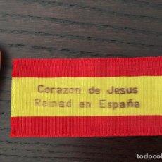 Militaria: INSIGNIA CORAZON DE JESUS. Lote 65774402