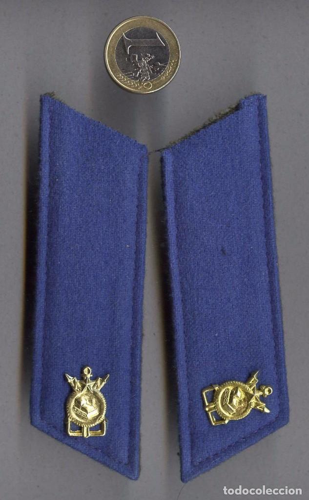 INSIGNIAS URSS CUELLO (Militar - Insignias Militares Extranjeras y Pins)