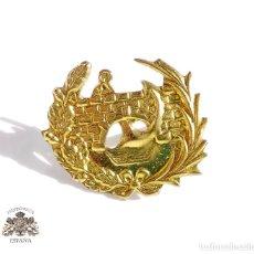 Militaria: INSIGNIA DISTINTIVO DE CANALES, PUENTES Y CAMINOS. Lote 166984958