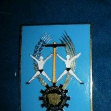 Militaria: EMBLEMA DEMOSTRACIÓN DEPORTIVA FRENTE JUVENTUDES 1961. Lote 66959966