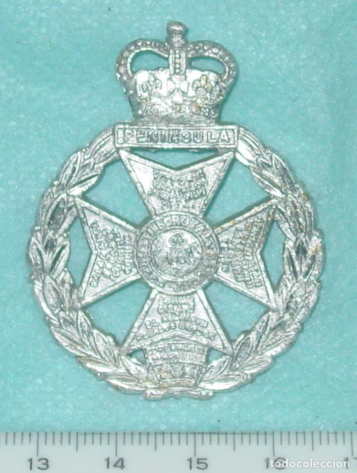 Emblema Infanteria Ingles Gran Bretaña Comprar Insignias Militares