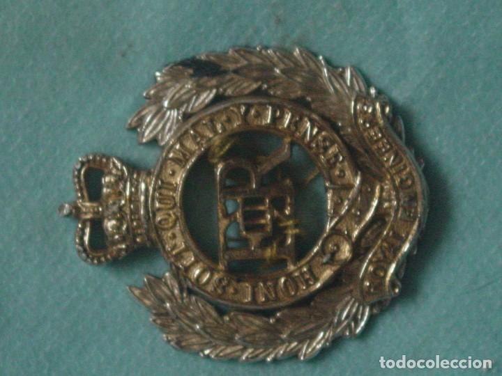Emblema Ingles Ingenieros Kaufen Internationale Militärische