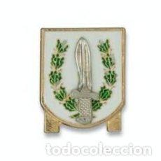 Militaria: EXCELENTE DISTINTIVO DE PERMANENCIA EN EL GRUPO DE OPERACIONES ESPECIALES- GOE- METÁLICO . Lote 70111433
