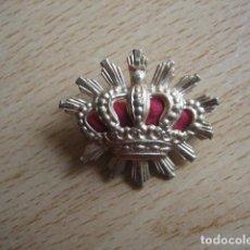 Militaria: CORONA CARABINEROS DEL REINO. ALFONSO XIII. Lote 68030753