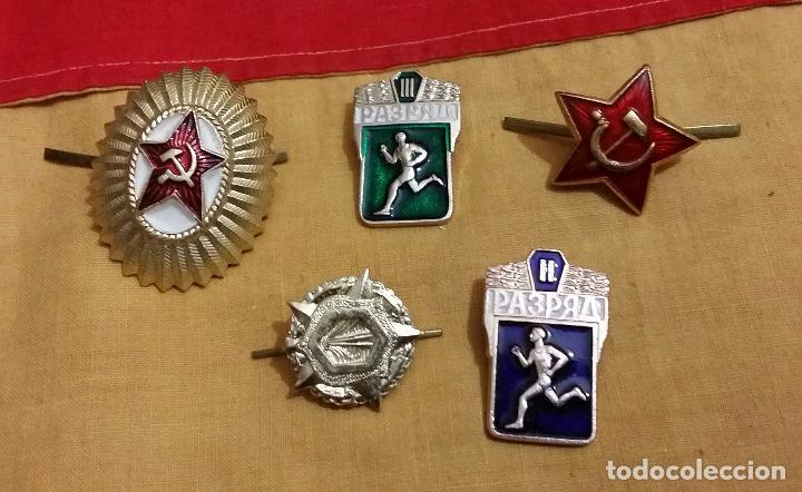 Comprar Insignia Ejército Del Insignias Antiguo Ruso Estr Cinco wqqpT4Axv