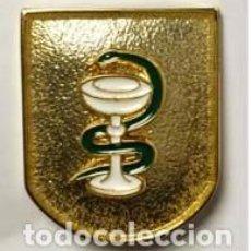 Militaria: DISTINTIVO DE FARMACIA MILITAR DEL EJERCITO ESPAÑOL. Lote 69539013