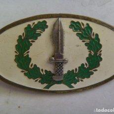 Militaria: EMBLEMA DE PECHO ( BAÑERA ) DE LAS COE . OPERACIONES ESPACIALES.. Lote 69752005