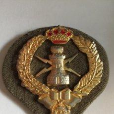 Militaria: UNIDAD DEL MANDO DE TRANSMISIONES. MATRANS. EMBLEMA. CAQUI DE BOINA.. Lote 70362050