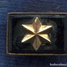 Militaria: INSIGNIA DE ALFÉREZ PROVISIONAL. NUMERADA.. Lote 71187285