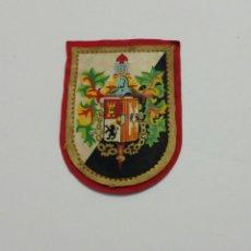 Militaria: ESCARAPELA TERCIO D JUAN DE AUSTRIA 3° DE LA LEGIÓN ESPAÑOLA, 78X57 MM. ÉPOCA FRANCO. Lote 71206785