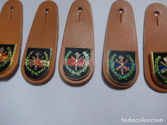 Militaria: * Lote de 7 pepito de la legion española, todos son pepitos distintos. ZX - Foto 4 - 71211345