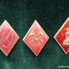 Militaria: LOTE ROMBOS MILITARES. Lote 71539399