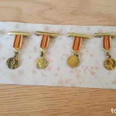 Militaria: LOTE DE INSIGNIAS PATRIOTICAS GUERRA CIVIL. Lote 73092507