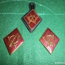Militaria - lote de insignias militares antiguas - 74054883