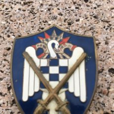 Militaria: INSIGNIA DEL SEU. FALANGE - DIVISIÓN AZUL. Lote 75050166